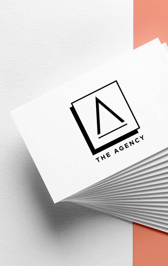 The Agency - Print Media